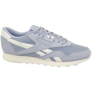 Shoes Women Running shoes Reebok Sport CL Nylon Mesh M Light blue