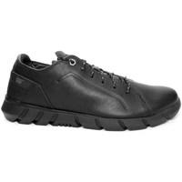 Shoes Men Low top trainers Caterpillar Cat Rexes Black