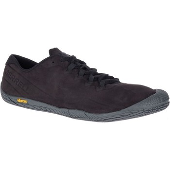 Shoes Men Low top trainers Merrell Vapor Glove 3 Luna Ltr Black