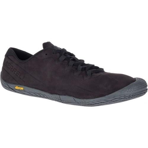 Shoes Men Low top trainers Merrell Vapor Glove 3 Luna Ltr Black