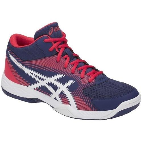 Shoes Men Low top trainers Asics Gel Task MT 400 Navy blue, Burgundy