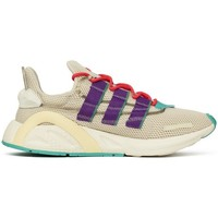 Shoes Men Low top trainers adidas Originals Lxcon Beige, Violet