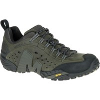 Shoes Men Low top trainers Merrell Intercept Green