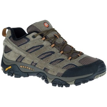 Shoes Men Low top trainers Merrell Moab 2 Ventilator Grey