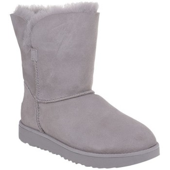 Shoes Women Snow boots UGG W Classic Cuff Short Grey