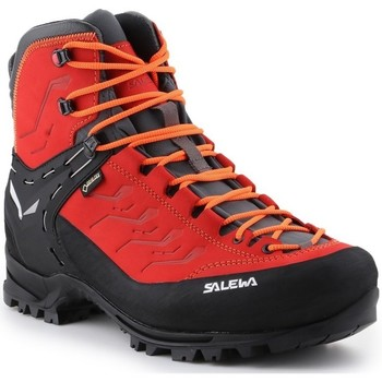 Shoes Men Hi top trainers Salewa MS Rapace Gtx Black,Red