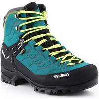 Shoes Women Hi top trainers Salewa WS Rapace Gtx Turquoise,Black