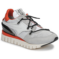 Shoes Women Low top trainers Airstep / A.S.98 DENASTAR White / Red