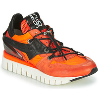 Shoes Women Low top trainers Airstep / A.S.98 DENASTAR Orange
