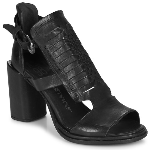 Shoes Women Sandals Airstep / A.S.98 VIDE HIGH Black
