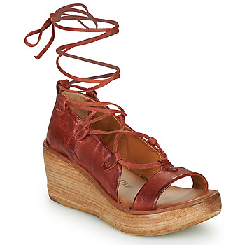 Shoes Women Sandals Airstep / A.S.98 NOA LACE Bordeaux