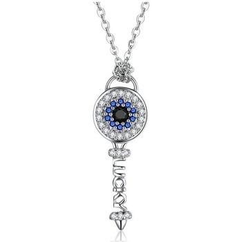 Watches & Jewellery  Women Pendants Blue Pearls CRY C2065 J Green