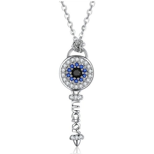 Watches Women Pendants Blue Pearls CRY C2065 J Green