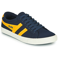 Shoes Men Low top trainers Gola VARSITY Marine / Yellow