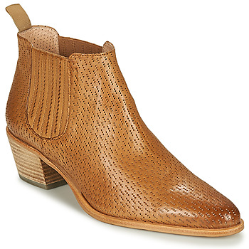 Shoes Women Mid boots Muratti RABOU Tabacco
