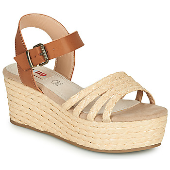 Shoes Women Sandals MTNG GARISSON Beige