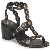 Shoes Women Sandals Ash NAVAJO  black