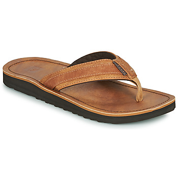 Shoes Men Flip flops Rip Curl WEDGE Brown