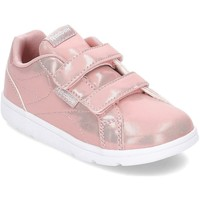 Shoes Children Low top trainers Reebok Sport Reevok Classic White,Pink