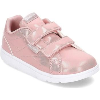 Shoes Children Low top trainers Reebok Sport Reevok Classic Pink