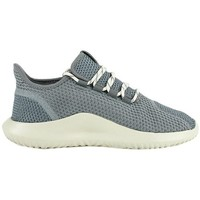 Shoes Children Low top trainers adidas Originals Tubular Shadow Grey