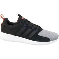 Shoes Women Low top trainers adidas Originals Cloudfoam Lite Racer Black, Grey