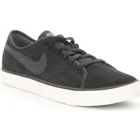 Shoes Men Low top trainers Nike Primo Court Leather Black