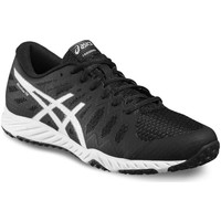 Shoes Men Low top trainers Asics Nitrofuze TR 9001 White, Black