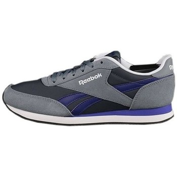 Shoes Women Low top trainers Reebok Sport Royal CL Jog Grey
