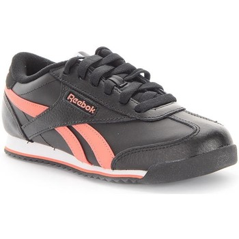 Shoes Women Low top trainers Reebok Sport Royal CL Rayen Orange, Graphite