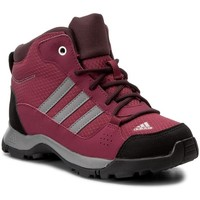 Shoes Children Walking shoes adidas Originals Hyperhiker Burgundy,Black,Grey