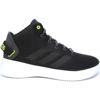 Shoes Men Low top trainers adidas Originals Neo Cloudfoam CF Refresh Mid Black