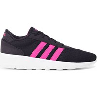 Shoes Women Low top trainers adidas Originals Lite Racer W Black, Pink