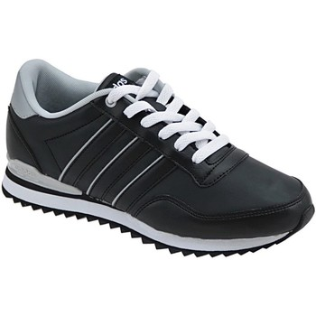 Shoes Men Low top trainers adidas Originals Jogger CL Black, Grey