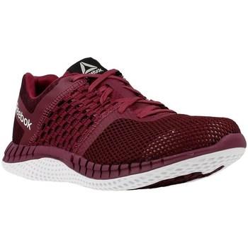 Shoes Women Fitness / Training Reebok Sport Zprint Burgundy