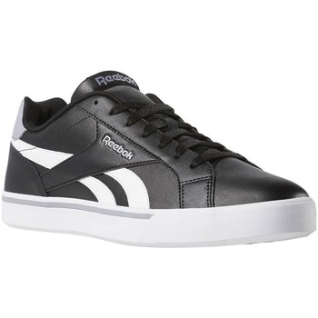 Shoes Men Low top trainers Reebok Sport Royal Complete 2LL White,Black