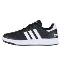 Shoes Men Low top trainers adidas Originals Hoops 20 Black