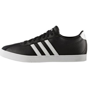 Shoes Women Derby Shoes & Brogues adidas Originals Courtset W Black