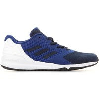 Shoes Men Derby Shoes & Brogues adidas Originals Crazytrain 2 CF M White, Blue, Navy blue
