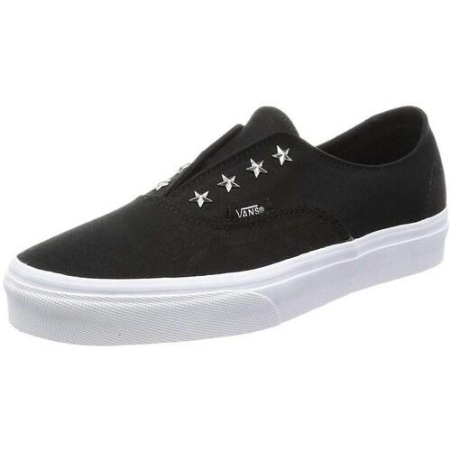 Shoes Women Low top trainers Vans Authentic Core White, Black