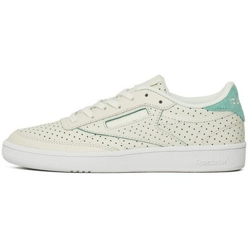 Shoes Women Low top trainers Reebok Sport Club C Popped Perf White