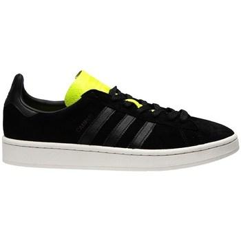 Shoes Men Low top trainers adidas Originals Campus Black