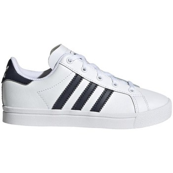 Shoes Children Low top trainers adidas Originals Coast Star White