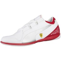 Shoes Men Low top trainers Puma Valorosso LO SF Webcage White,Red