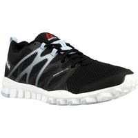 Shoes Women Fitness / Training Reebok Sport Realflex Train 40 Black,Grey
