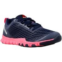 Shoes Women Fitness / Training Reebok Sport Everchill Train Navy blue