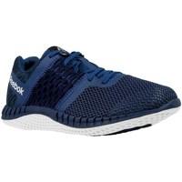 Shoes Women Running shoes Reebok Sport Zprint Navy blue