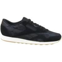 Shoes Men Low top trainers Reebok Sport CL Nylon SG Black