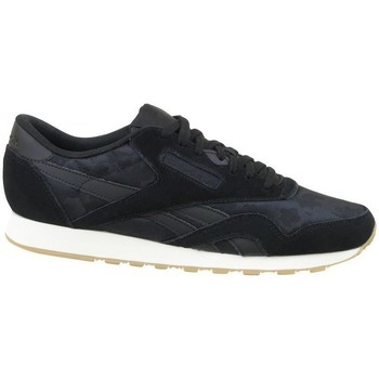 Shoes Men Low top trainers Reebok Sport CL Nylon SG Black