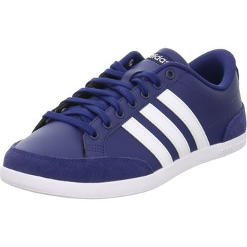 Shoes Men Low top trainers adidas Originals Caflaire White, Blue, Navy blue